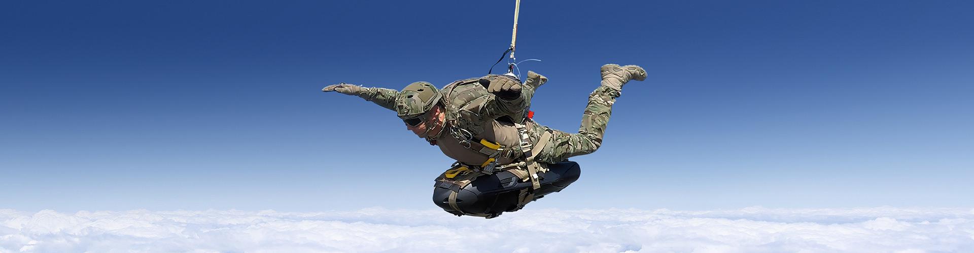 ROTINOR-DIVEJET-Para-Drop-Deployment
